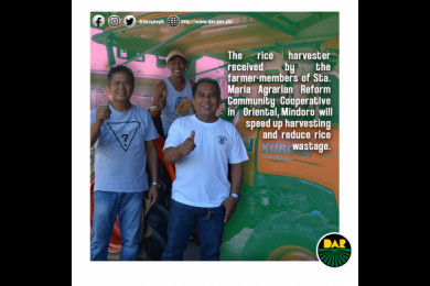 It aims to aid the agrarian reform beneficiaries by providing them necessary support services to make their lands more productive.