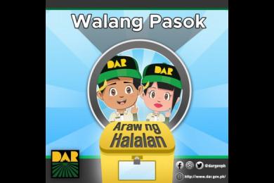 Ngayong eleksyon, iboto natin ang mga kandidatong magtataguyod sa kapakanan ng mga agraryong magsasaka.