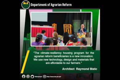 "During the ARB Summit dubbed as ""DAR Program with a new Face"" held in Luna, Apayao. #AgrarianReformPH #LandTenureSecurity #SupportServicesDelivery"