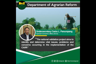 This is in order that they may be acted upon, remedied, and resolved for the successful and meaningful implementation of the agrarian reform programs. #AgrarianReformPH #LandTenureSecurity #AgrarianJusticeDelivery
