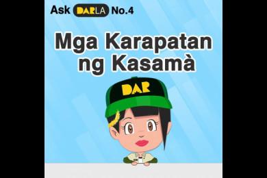 Ano ang pinakamahalagang karapatan ng kasama?