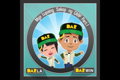 Ano ang mga lupaing sakop ng Comprehensive Agrarian Reform Program o CARP ng DAR?