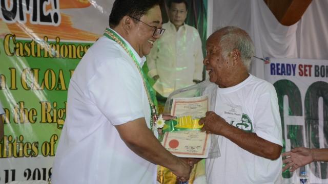 361 Quezon farmers now landowners