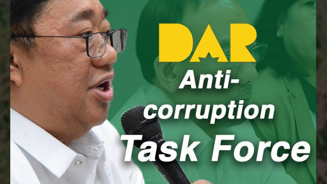 DAR creates Anti-Corruption Task Force.