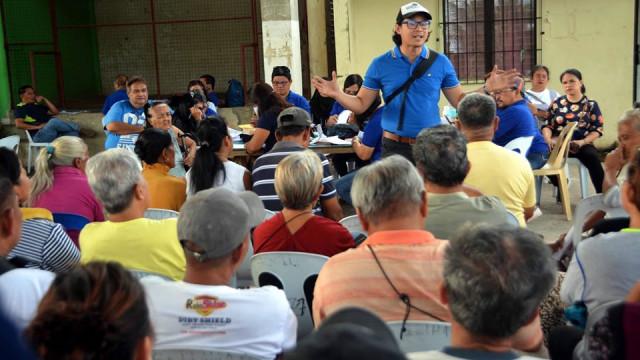DAR validates status of EP/CLOA and geo-tagging in Toledo, Cebu