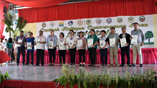 Central Antique Convergence Area Launched to rehabilitate the towns of  Barbaza, Bugasong, Laua-an, Patnongon and Valderrama