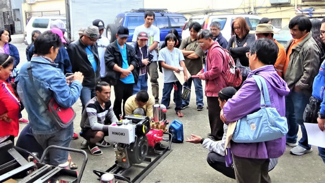 P1.7 M Worth of aid Given to Benguet