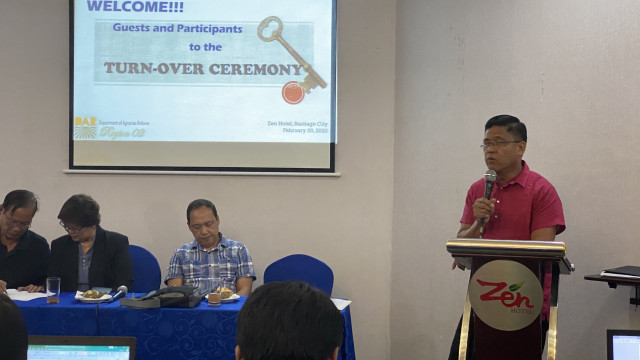 Engr. Eunomio P. Israel heads DARPO Isabela,a High LAD Province