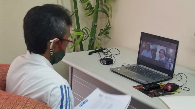 DAR-Abra successfully conducts first ever virtual court hearing