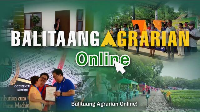 Balitaang Agrarian Online.