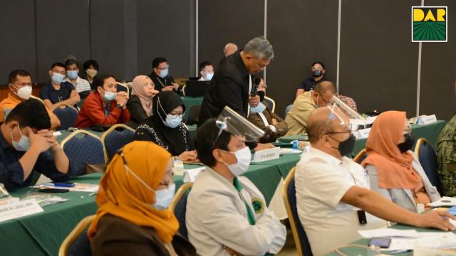 DAR nagsagawa ng consultation meeting upang ipatupad ang land reform sa Marawi City.