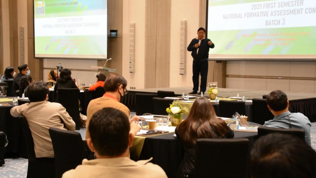 Castriciones directs DAR Mindanao field officials to resolve pending cases at the provincial and municipal levels