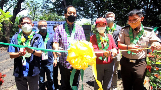 DAR, DA inks agreement with BUCOR for 'Buhay sa Gulay' project