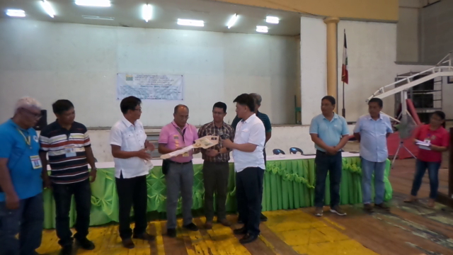 DAR turns over P2.3 M climate resilient farm project in Bohol