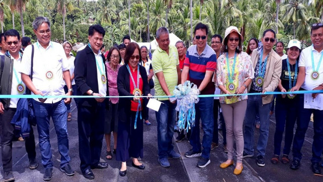 DAR turns over 28.1-linear meter Tulay ng Pangulo in Negros Oriental