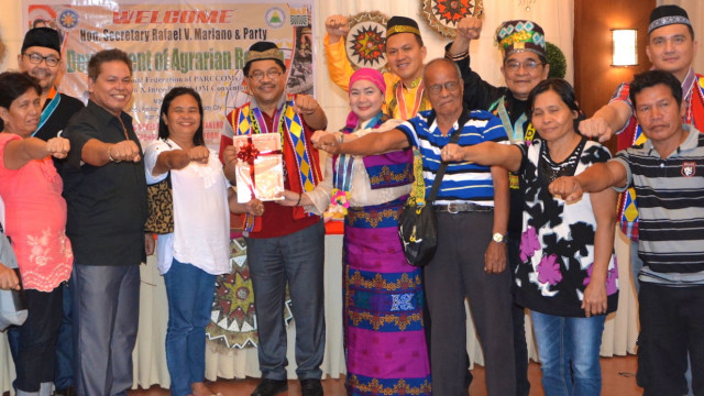 115 Northern Mindanao farmers now landowners