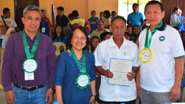 DAR'S foreign-assisted projects under PRRD's term continue to aid ARBs