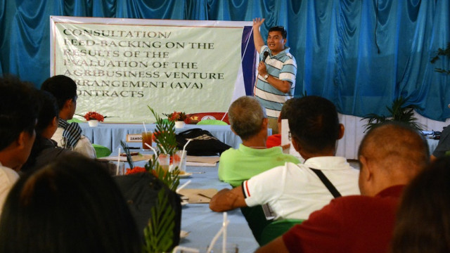 PARC secretariat conducts farmers' consultation on AVAs