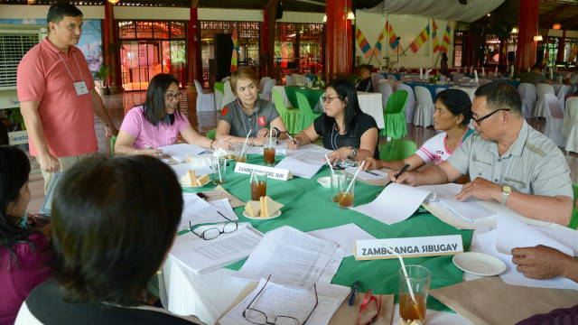 Farmers undergo consultation and workshop on Agri-Venture contracts
