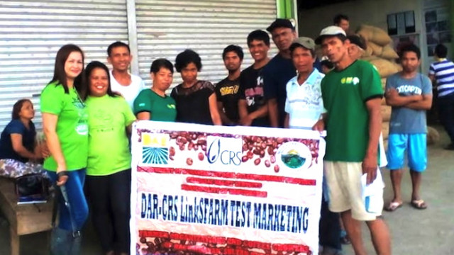 86 farmers earn P2.2-M selling coffee beans