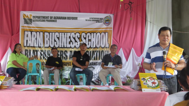 DAR-Sarangani reinforces skills of IP group on farm entrepreneurship