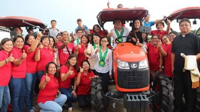 DAR provides farm machines to farmers' orgs