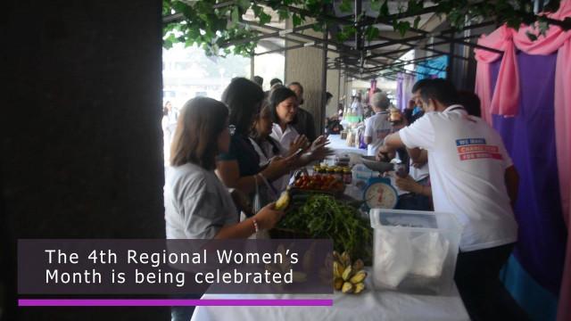DAR hails women's role in rural dev't.