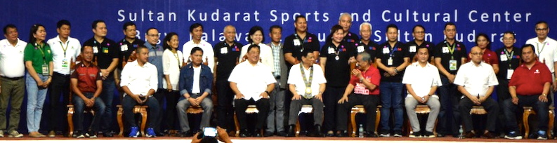 Pres  Duterte distributes land titles to 1,680 farmers in Sultan